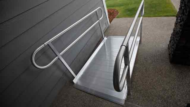 Wheelchair Ramps Gateway Wheelchair Ramps For Homes