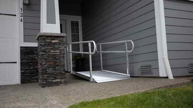 Gateway 3G Ramps with Handrails