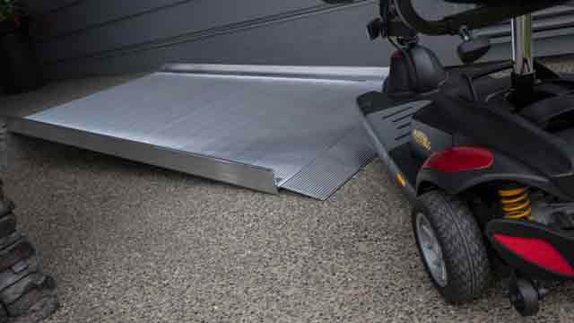 Gateway 3G Scooter Ramps
