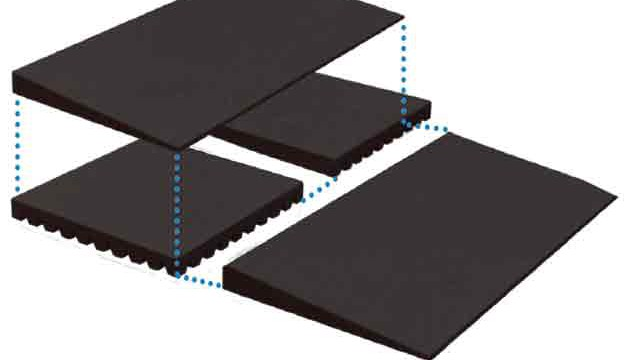 Rubber Ramp Combo Pack
