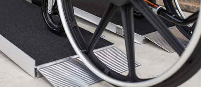 Aluminum Wheelchair Ramps