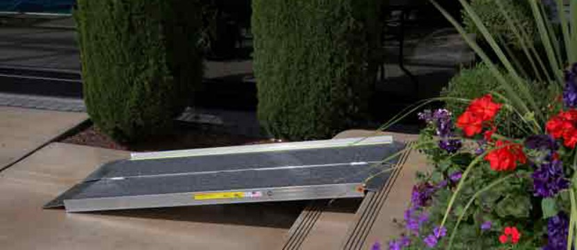 Suitcase Wheelchair Ramps for Steps