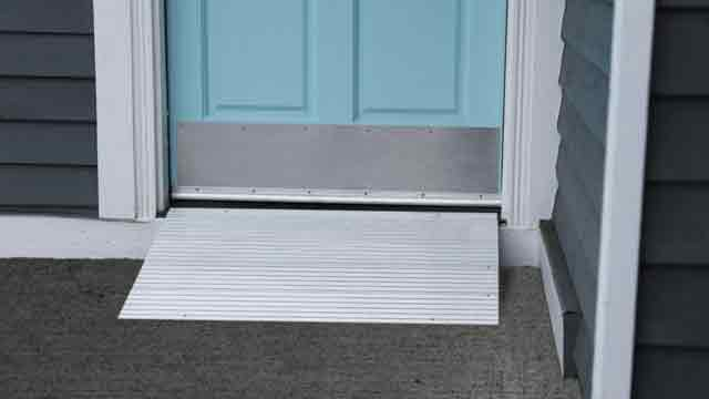 door threshold ramps