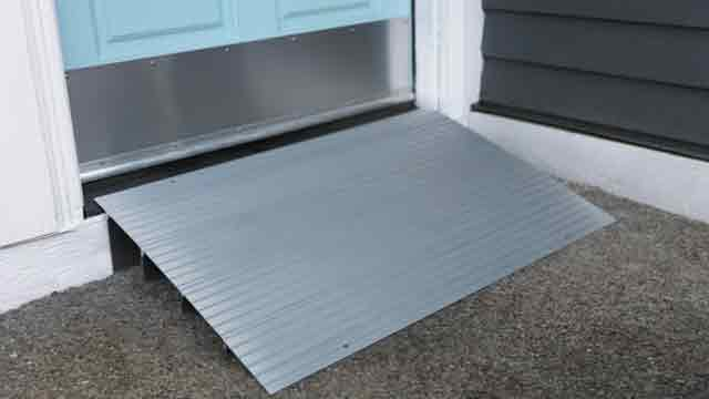 Transitions Modular Threshold Ramps