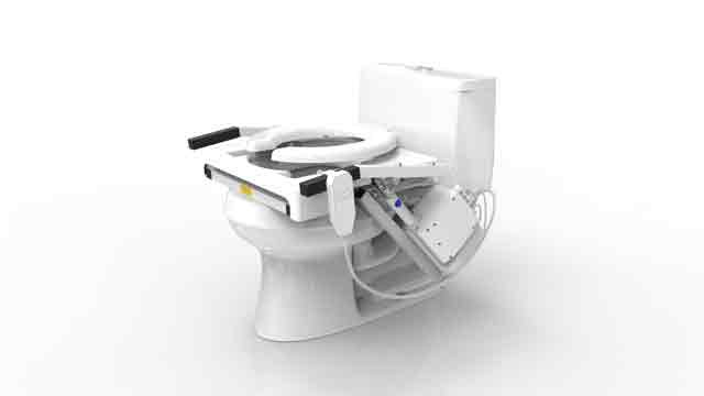 Tilt Toilet Seat Lifts