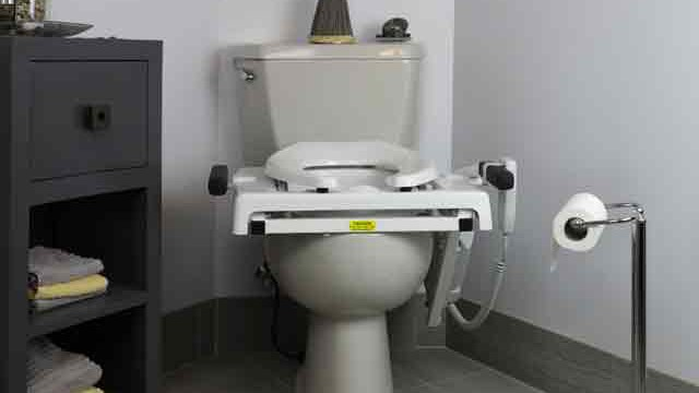 Power Toilet Lift