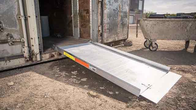 Strong Loading Ramps