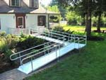 ADA Modular Wheelchair Ramps by EZ Access