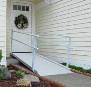 Pathway Wheelchair Ramps by EZ Access