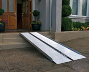 Suitcase Portable Wheelchair Ramps - Signature Series