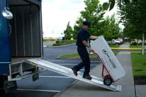 Traverse Loading Ramp, Portable handicap Ramps, trailer