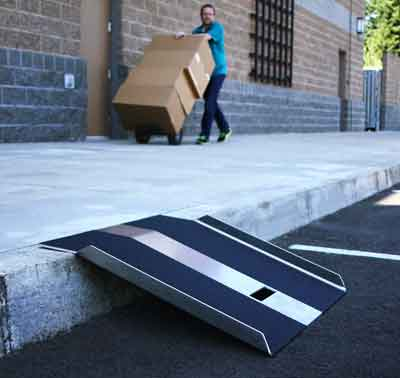 Portable Curb Ramps For Sale Curb Plates Express Ramps