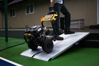 Professional Grade Portable Loading Ramps