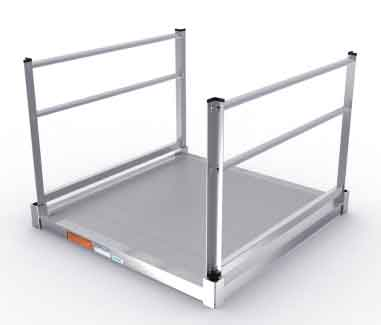 Aluminum Stairs For Sale Portable Metal Stairs Express