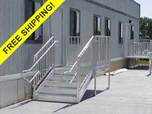 ADA Compliant Stair Systems