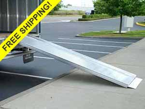 Truck Loading Ramp Aluminum Loading Ramps Portable