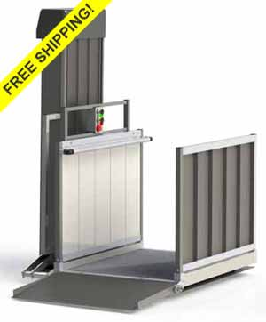 Passport Vertical Platform Wheelchair Lift
