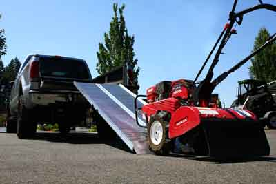 Commercial Grade Loading Ramps