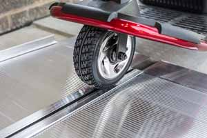 Suitcase Portable Ramps for wheelchairs, scooters and more
