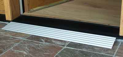 Threshold Ramps for wheelchairs