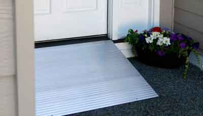 transitions door threshold ramps